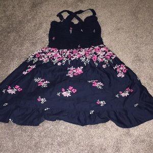 Girls size 7/8 dress